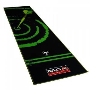 Bulls koberec Carpet Mat 140 Black/Green