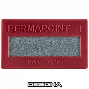 Designa brousek Permapoint Red