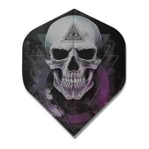 Designa letky Alchemy The Void Skull No.2