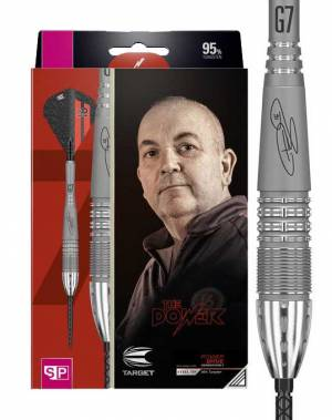 Target šipky Phil Taylor Power 9Five G7 SWISS steel 22g