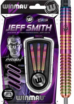 Winmau šipky Jeff Smith steel 21g