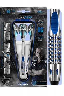 Target šipky Phil Taylor power 9five generation 2 soft 18g